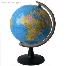 ГЛОБУС - 20 см ПОЛИТИЧЕСКИ