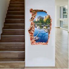 Врата към рая - стикер за стена  ИЗЧЕРПАН